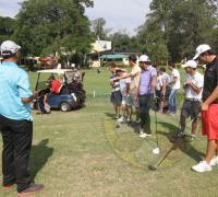 Actividad del Golf a pleno las dos próximas semanas.