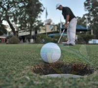El torneo Primavera convocará hoy en los links del Chaco Golf Club.
