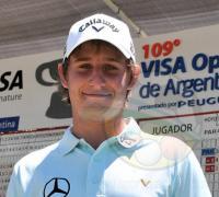 Emiliano Grillo listo para un nuevo desafío en el competitivo PGA de los Estados Unidos.