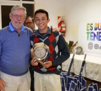 Entrega de premios en Quinta Madariaga de Paso de los Libres