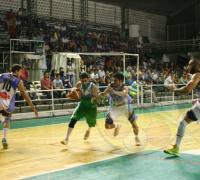 Los verdes en el partido que animaron con OTC.