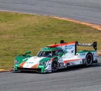 El Juncos Racing finalizó el último día en la 11º posición de la general.