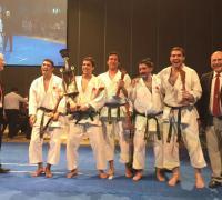 Equipo chaqueño campeón en Kumite