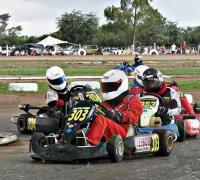 El karting el fin de semana en el Guarnieri