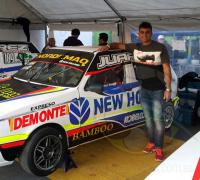 Juan Marcelo Lecce realizó una gran tarea en Alta Gracia.