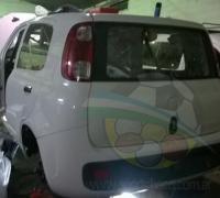 El auto que se prepara en Córdoba para la participación de Lecce