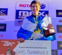 Lucas Bohdanowicz con nivel internacional