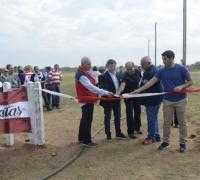 Inauguraciones en La Isla de Regatas