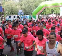 """El domingo 3ª maratón solidaria """"Acordonarse"""""""