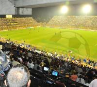 Marco multitudinario presentará el estadio Centenario por la esperada presentación de River Plate.