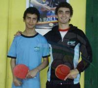 Marcos Zeniquel y Federico Michán.