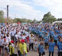 Una multitud participará de la Maratón Convivencia