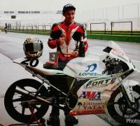 Mauro Passarino partirá del cuarto lugar.