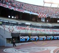 El estadio Monumental tendrá un marco multitudinario.