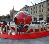 Moscú, sede central del Mundial Rusia 2018
