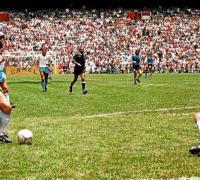 El gol más grande de la historia, de Maradona a los ingleses en 1986