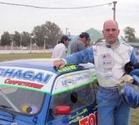 René MArcón, flamante campeón de la clase 1.