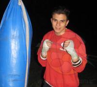 Matías Molina estará en la pelea de fondo