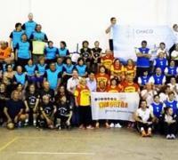 Participantes del Regional de Newcom