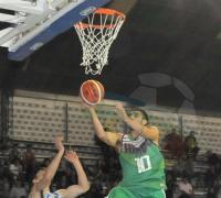 Nicolás Paletta se destacó en el nuevo éxito del Bólido Verde.