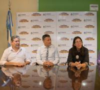 Fue presentado el certamen de Newcom en la Isla del Cerrito