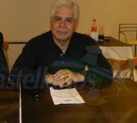El doctor Norberto Osvaldo Outerello, especialista en derecho deportivo.