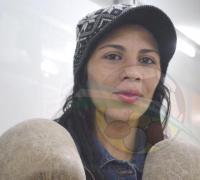 Paola Benavídez, tiene como objetivo seguir creciendo en el pugilismo.