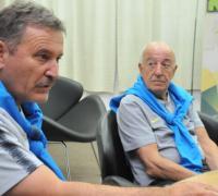 Roberto Pasucci y Norberto Madurga.