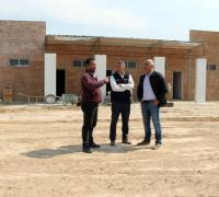Diego Lavia con Brugnoli y Núñez de Lotería Chaqueña