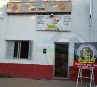 El frente del local del Chaco Automoto Club en la calle Posadas 646