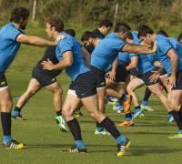 Los Pumas se muestran  confiados en dar otro paso en firme para clasificar a la segunda fase del Mundial.