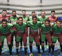 El equipo de Paso a Paso se prepara para el nacional de futsal en Corrientes