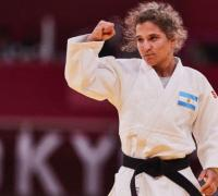 Paula Pareto, para la historia del deporte argentino