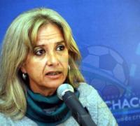Senadora Nacional Marilín Pilatti Vergara
