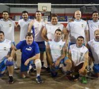El equipo de Progreso 90 clasificado finalista en la categoría maxi.