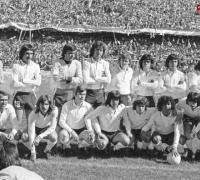 Plantel de Quilmes campeón 1978