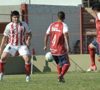 Chaco Fútbol Club dio cuenta de Regional en Villa Libertad por dos a uno.