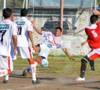 Luis Gómez, el goleador de Resistencia Central en la Liga