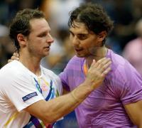 David Nalbandian jugará su último partido contra Rafael Nadal el próximo 23 de noviembre.