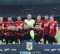 Equipo titular de River que goleó a Central Córdoba 5 a 0