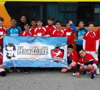 1º Encuentro Salesiano de Handball, el próximo 26 y 27 de mayo en las instalaciones del Colegio Don Bosco (Av. Italia 350).