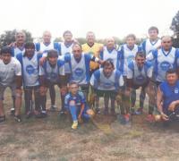 Los súper maxi de Sameep dieron cuenta de Deportivo Barranqueras por 3 a 2.