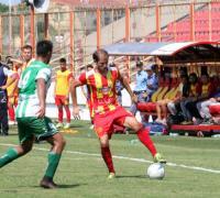 Matías Quiroga afirmado en el equipo de Sarmiento que juega el Federal A