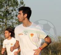 Mauro Scatularo, estará en el ataque de los aurirrojos.
