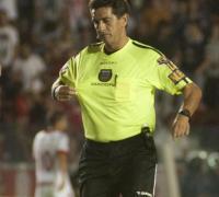 Sergio Pezzotta arbitrará Chicago y Quilmes.