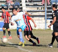 Hugo Serravalle, valor de Fontana. Foto Gentileza diario Norte