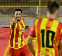 Luis Silba, el poder de gol de Sarmiento