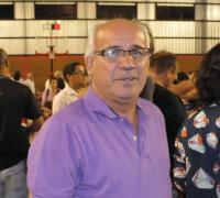 Miguel Angel Solís, presidente de San Fernando