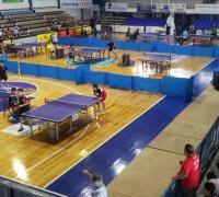 Tenis de mesa en simultáneo