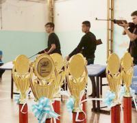 Ya están los clasificados de Tiro en los Juegos Evita